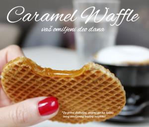 Caramel Waffles Corny