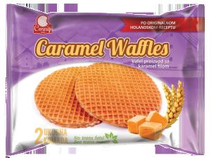 Caramel Waffle duplo pakovanje